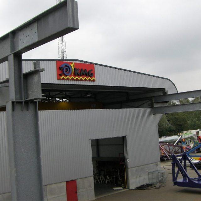 KMG fabriek