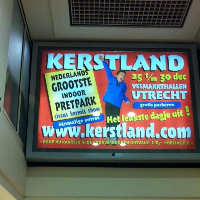Kerstland Utrecht