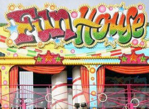 Fun House huren bij KMG Events
