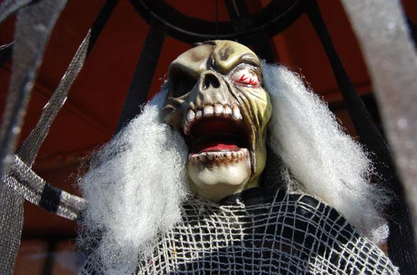 Spookhuis huren bij KMG Events